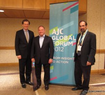 The IJC Delegation participated in the Jerusalem Post Conference in New York and the AJC Global Forum 2012 in Washington DC