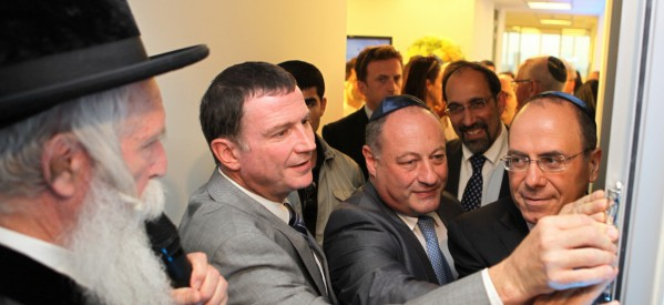 Jerusalem Post Article about the Inauguration of the IJC offices on May 21st 2012