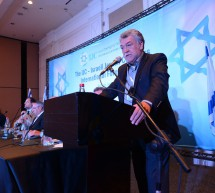 Head of Greek Jewish community at IJC Forum: 'Economy alone can't explain Golden Dawn rise'