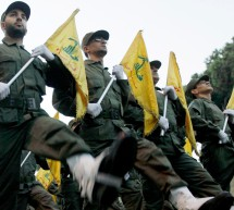 BREAKING: EU places Hezbollah military wing on terror blacklist