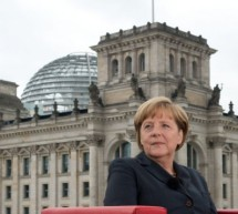 Merkel: Anti-Semitism a threat to democracy in Europe