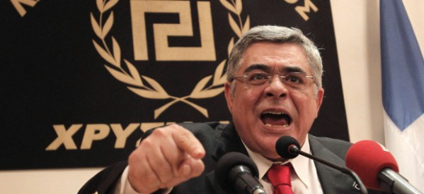 IJC applauds decision by Greek authorities to arrest the leader and senior lawmakers from 'Golden Dawn'