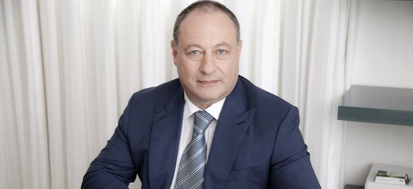 Vladimir Sloutsker, IJC President & Co-Founder, recognized by the Jerusalem Post as one of the Top 50 Most Influential Jews in the World