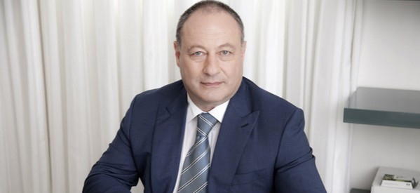IJC President Vladimir Sloutsker recognized by Algemeiner as one of the Top 100 People in the World Positively Influencing Jewish Life in 2014