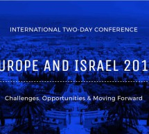 CZECHS, ISRAELIS GATHER TO TOUT COUNTRIES' TIES AT PRAGUE CONFERENCE