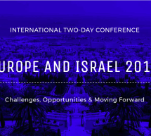 The Israeli-Jewish Congress (IJC) to participate in high-level international conference in Prague (6-7th March) on 'Israel and Europe'