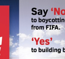EJP Covers Israeli-Jewish Congress Campaign to Support Israel at FIFA