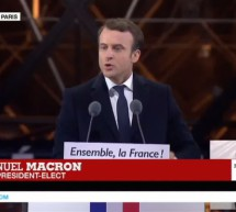 The Israeli-Jewish Congress (IJC) warmly congratulates Emmanuel Macron on his election as the President of France.