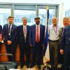 The Israeli-Jewish Congress (IJC) Hosts Leading Members of the Belgium Jewish Community for High-Level Meetings at the Knesset