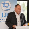 On eve of Kristallnacht, IJC President Vladimir Sloutsker outlines 5-point blueprint on combating Antisemitism
