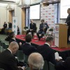 IJC President Vladimir Sloutsker delivers keynote remarks in UK Parliament on Balfour Centenary