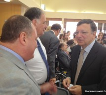 IJC President Vladimir Sloutsker met with José Barroso, President of the European Commission