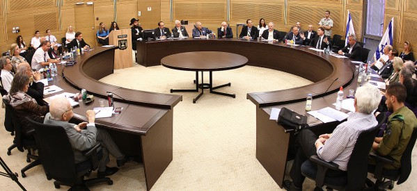 IJC holds special gathering with Knesset Speaker Yuli Edelstein and leaders of European Jewish communities