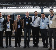 Jerusalem Post feature article on IJC Delegation of Heads of University Student Unions from Europe and Israel to the 'March of the Living' in Budapest & Auschwitz, April 27-28, 2014