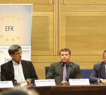 IJC Delegation Holds Meeting in Knesset to Discuss Combating Anti-Semitism and Delegitimization of Israel in Europe