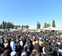 French Jewish leader says his people need Israel's help