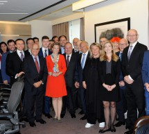 IJC Holds Special Roundtable Gathering in Brussels With Senior European Jewish Leaders & Katharina von Schnurbein, EU Coordinator on Combating Antisemitism