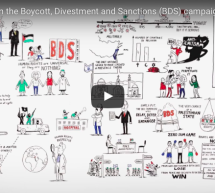 Rabbi Jonathan Sacks speaks out against the lies & hatred of the BDS Movement against Israel