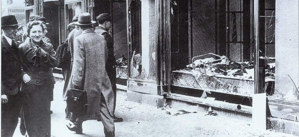 IJC President Vladimir Sloutsker Op-Ed in The Algemeiner: 'Kristallnacht, and Our Modern-Day Approach to Antisemitism'