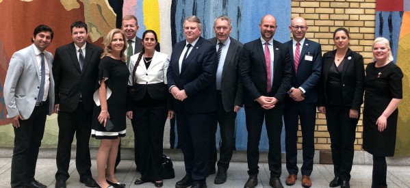 IJC Participates in Historic Delegation to Norway Celebrating 70 Years of Israel's Independence & Participating in MIFF General Assembly & High-Level Meetings