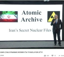 Israeli Prime Minister Netanyahu Exposes Iran Lies Over Nuclear Weapons Program