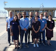 IJC Hosts Leading Norwegian Youth Pro-Israel Activists at the Knesset