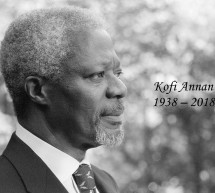 Statement by IJC President Vladimir Sloutsker on the death of Kofi Annan, former UN Secretary-General and Nobel Peace Prize Winner